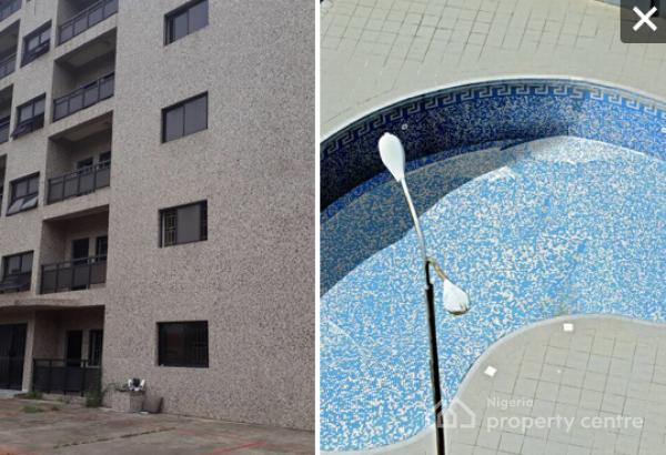 22 Units Apartment, Off Ajose Adeogun, Victoria Island (vi), Lagos, Flat for Sale