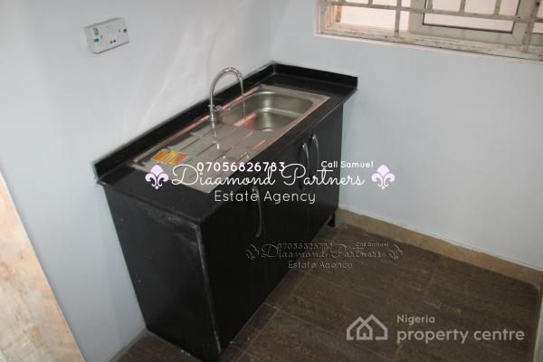 Self Contained Serviced, Lekki Phase 1, Lekki, Lagos, Self Contained (single Rooms) for Rent