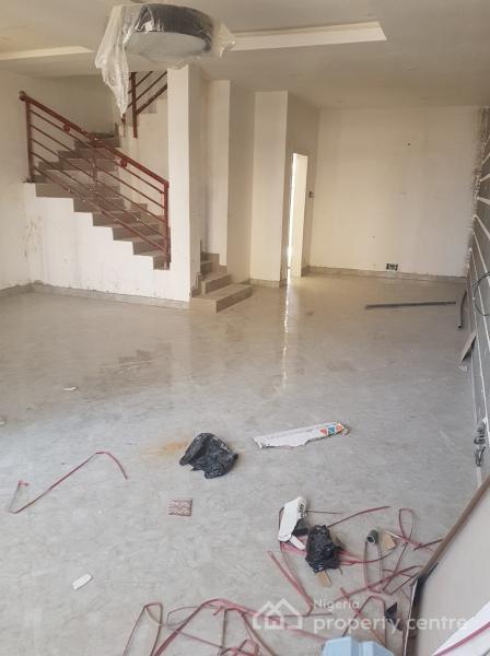 Luxury Tastefully Built 4 Bedroom Duplex with Bq, Kushenla Road, Ikate Elegushi, Lekki, Lagos, Terraced Duplex for Sale
