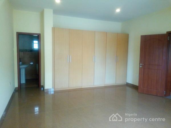 Service Four Bedroom Semi Detached House with a Room Bq, Off Oba Oniru Estate, Oniru, Victoria Island (vi), Lagos, Semi-detached Duplex for Rent