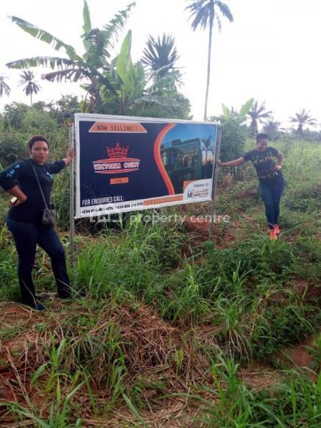 Land Promo:  Buy a Land Close to Augustine University Ilara Epe for 800, Victoria Court, Ilara, Epe, Lagos, Mixed-use Land for Sale