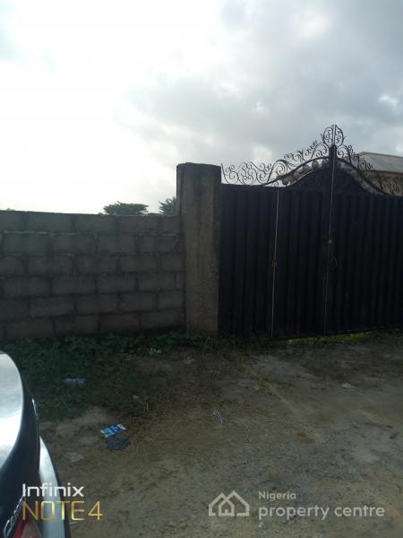 Distress Sales, Well Sand Filled, Fenced and Gated Land  in The Most Developed Area, Silver Point Estate, Off Badore Road, Badore, Ajah, Lagos, Residential Land for Sale