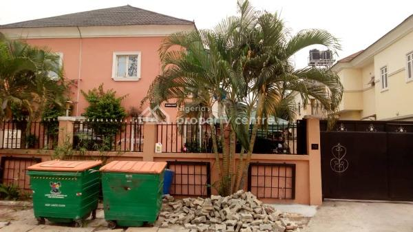 4 Bedroom Terrace Duplex, Chevy View Estate, Chevy View Estate, Lekki, Lagos, Terraced Duplex Short Let