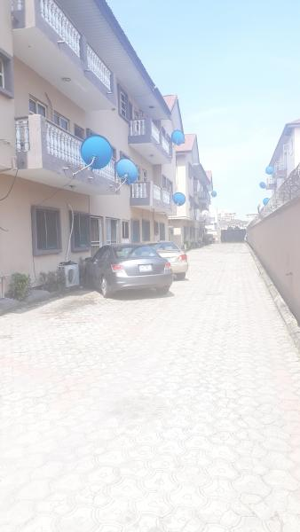 Sharp Self Service  3 Bedroom Flat, Ikate Elegushi, Lekki, Lagos, Flat for Rent