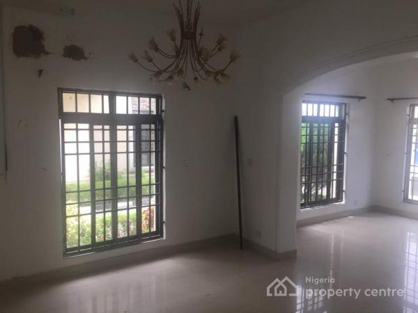3 Bedroom, All En Suite with 1 Living Room Downstairs, Chevy View Estate, Lekki, Lagos, Detached Duplex for Sale