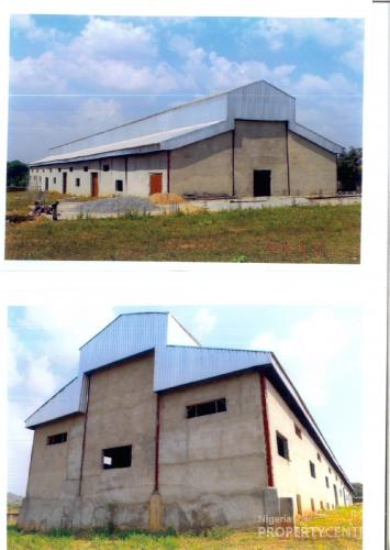 Warehouse on 10,000 Square Metre, Idu Industrial, Abuja, Warehouse for Sale