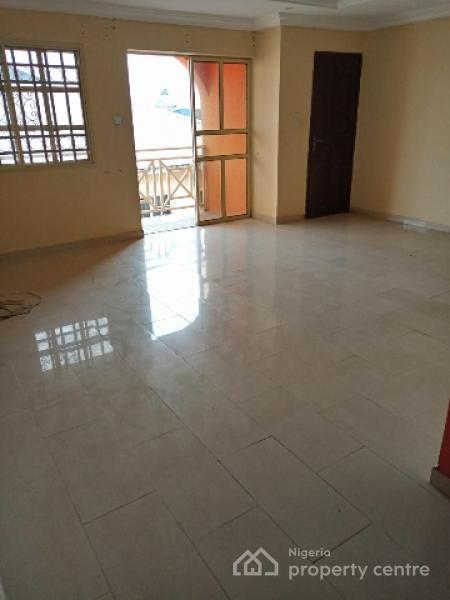 Massive 3 Bedroom Flat with Very Spacious Rooms, Off Agungi-ajiran Road, Agungi, Lekki, Lagos, Flat for Rent