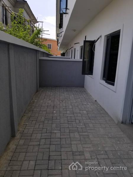 Newly Built Luxury 3 Bedroom Terrace Duplex, Orchid Road, By Lekki 2nd Toll Gate, Lafiaji, Lekki, Lagos, Terraced Duplex for Sale
