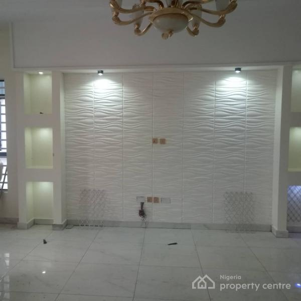 Sophisticated and Beautiful 5 Bedroom Duplex, Chevy View Estate, Lekki, Lagos, Detached Duplex for Sale