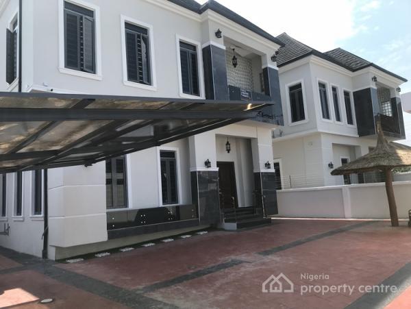 Luxury 5 Bedroom Duplex with Bq, Chevy View Estate, Lekki, Lagos, Detached Duplex for Sale
