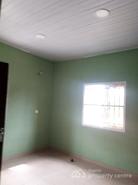 Standard 2 Bedroom Flat, Cele, Okota, Isolo, Lagos, Flat for Rent