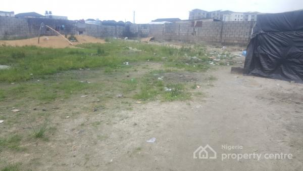 Sandfilled & Fenced 1,123sqm, Behind Lng Estate, with Access From Kushenla Street, Ikate Elegushi, Lekki, Lagos, Mixed-use Land for Sale