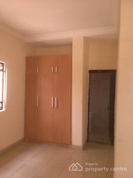 Brand New Three Bedroom, After Kado Fish Market, Behind Gwarinpa Ultra Modern Market, Kado, Abuja, Flat for Rent