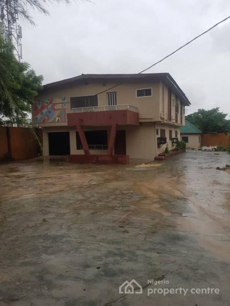 5 Bedroom Detached Duplex + 2 Rooms Bq on 1000sqm, Off Opebi-allen Road, Opebi, Ikeja, Lagos, Detached Duplex for Sale