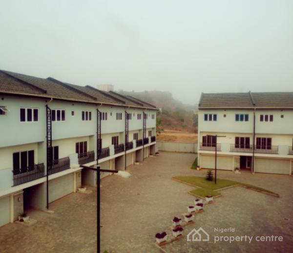4 Bedroom Terrace Duplex Code Gwa, Bamanga Turkur Street, Gudu, Abuja, Terraced Duplex for Rent