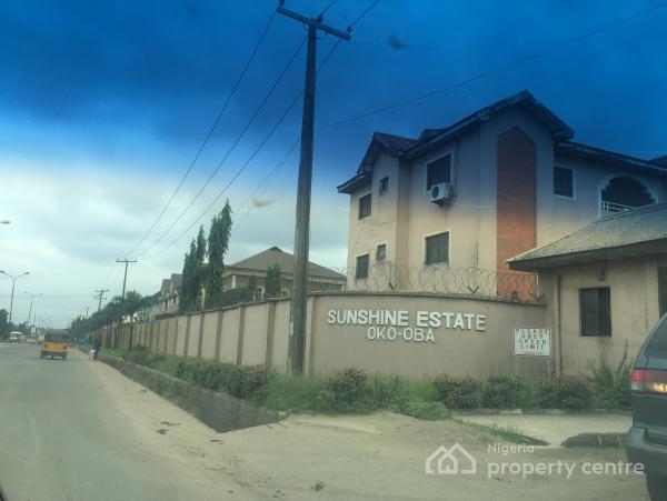 Luxury 3 Bedroom Apartment, Oko-oba, Agege, Lagos, Flat for Sale