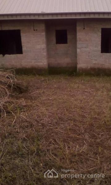Detached Bungalow (carcass), Federal Housing Estate, Ado-ekiti, Ekiti, Detached Bungalow for Sale