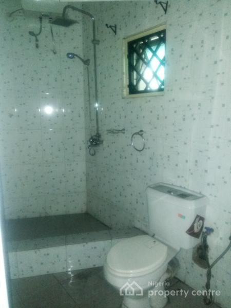Luxury Service 3 Bedroom Duplex with Constant Power Supply, Rumuibekwe, Port Harcourt, Rivers, Semi-detached Duplex for Rent
