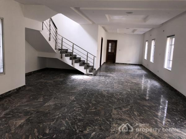 Beautifully Finished 5 Bedroom Fully Detached Duplex with En Suite 2 Rooms Bq, Very Large Massive Parking Space, Lekki Phase 1, Lekki, Lagos, Detached Duplex for Rent