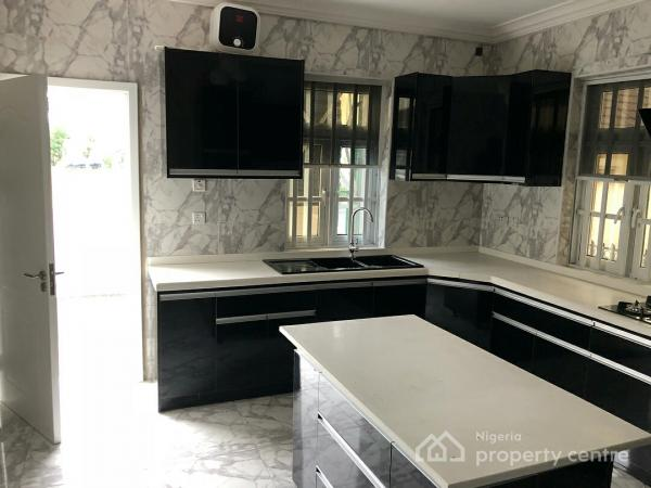 Brand New 5 Bedroom Detached Duplex  with State of The Art Finishing, Behind The New Shoprite, Osapa, Lekki, Lagos, Detached Duplex for Sale