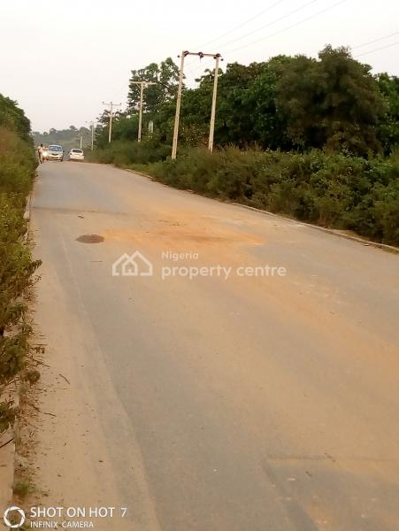 2,500sqm (medium Density) C of O, Along Paradise Road, Life Camp, Gwarinpa, Abuja, Residential Land for Sale