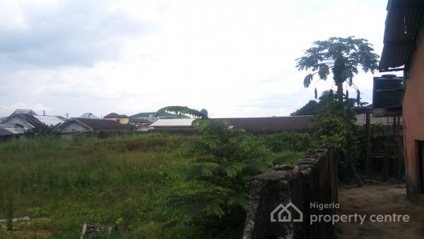 for Sale: 3⅓plots of Land @port Harcourt Town, Off Aba/port Harcourt Express Way, Water Lines, Rumukalagbo, Port Harcourt, Rivers, Mixed-use Land for Sale