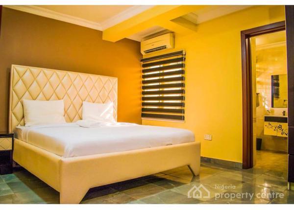 Luxury Three Bedroom Apartment, Ondo Street, Banana Island, Ikoyi, Lagos, Flat Short Let