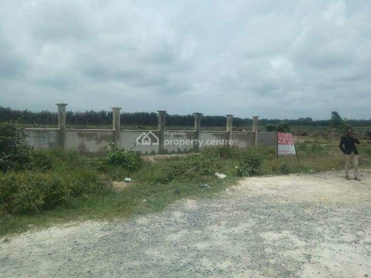 Land in a Strategic Location, By Dangote Refinery, Okunraiye, Ibeju Lekki, Lagos, Mixed-use Land for Sale