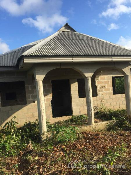 Cheap 2 Bedroom House For Rent: For Sale: Cheap 3 Bedroom Uncompleted Bungalow , Behind