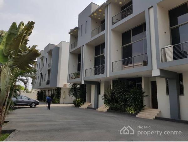 Lovely 5 Bedroom Penthouse, Old Ikoyi, Ikoyi, Lagos, Flat for Sale