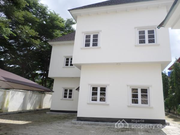4bedroom House, Wuse 2, Abuja, Detached Duplex for Sale