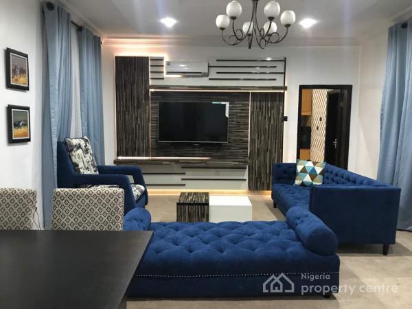 Hunchos Lair (luxury 2 Bedrooms with Breakfast), Borno Street, Banana Island, Ikoyi, Lagos, Flat Short Let