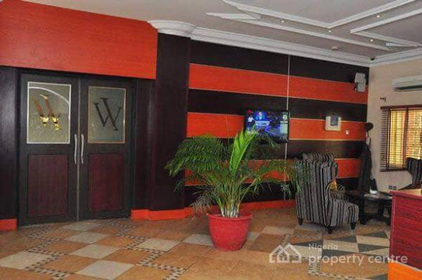 3 Star Hotel  - 39 Rooms - 2 Penthouses - 2 and 3 Bedroom Flats, By Chevron Toll, Lafiaji, Lekki, Lagos, Hotel / Guest House for Sale