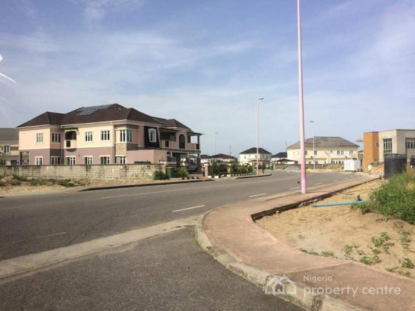 660sqm Service Plot, Royal Garden Estate, Ajah, Lagos, Residential Land for Sale