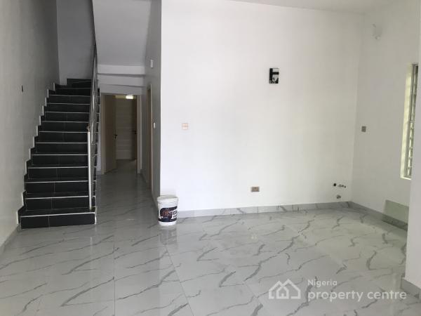 Four Bedroom Semi Detached with Bq, Ikota Villa Estate, Lekki, Lagos, Semi-detached Duplex for Sale