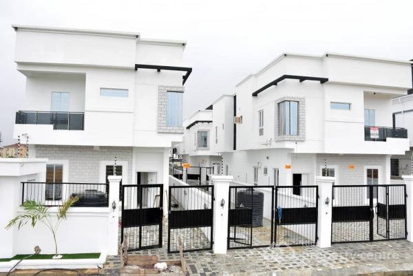 Newly Built Well Finished 5 Bedroom Fully Detached Duplex, Osapa, Lekki, Lagos, Detached Duplex for Sale