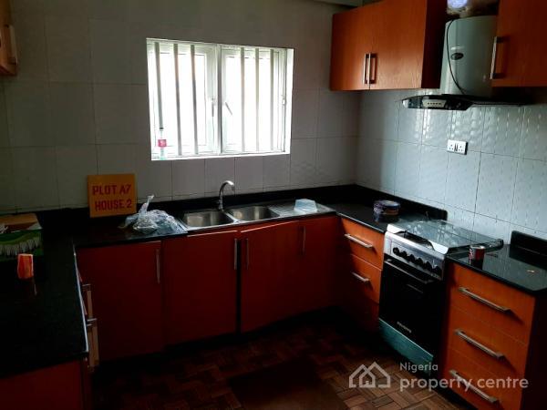 All En-suite Serviced 3 Bedroom Duplexes with Bq, Justice Coker Esate, Alausa, Ikeja, Lagos, Detached Duplex for Rent