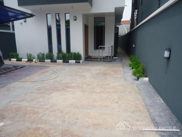 Luxury 5 Bedroom Detached Duplex with Excellent Facilities, Idado, Lekki, Lagos, Detached Duplex for Sale