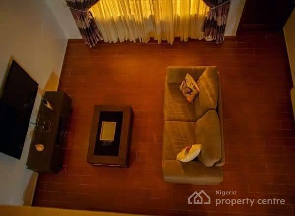 Luxury 3 Bedroom Triplex▪  Serviced Apartments Lagos, in a Very Central Location, Alternative Route, Oniru, Victoria Island (vi), Lagos, Flat for Rent