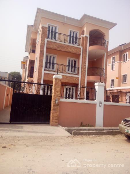 Newly Built 6 Bedrooms Detached House, Adeniyi Jones, Ikeja, Lagos, Detached Duplex for Sale