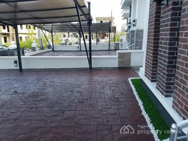 Brand-new Modern 5 Bedroom Fully Detached Duplex, Mega Mound Estate, Ikota Villa Estate, Lekki, Lagos, Detached Duplex for Sale