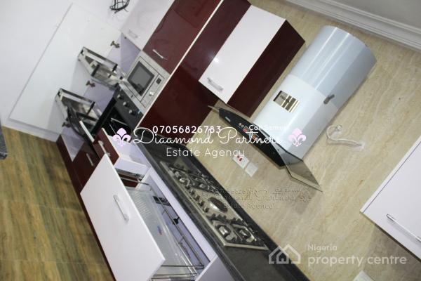 3 Bedroom Flat Serviced + Pool + Gym, Ilasan, Lekki, Lagos, Flat for Rent