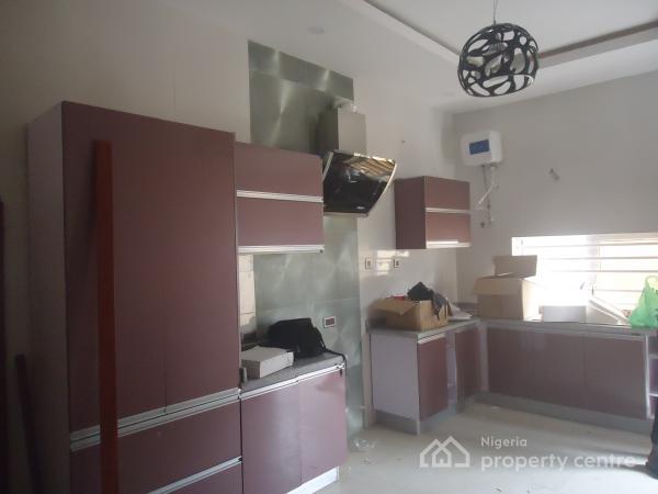 Luxury 3 Bedroom Semi Detached Duplex with Excellent Facilities, Chevron Alternative Route, Chevy View Estate, Lekki, Lagos, Semi-detached Duplex for Sale