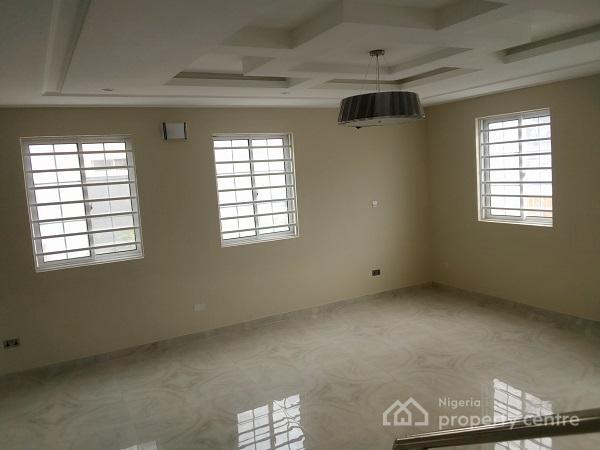 Aesthetic 4 Bedrooms Fully Detached Duplex, Off Lekki Epe Express Way, Lekki Phase 2, Lekki, Lagos, Detached Duplex for Sale
