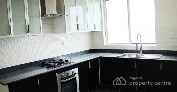 Luxury 3 Bedroom Apartment with Excellent Water View, Bayview Estate, Banana Island, Ikoyi, Lagos, Flat for Sale