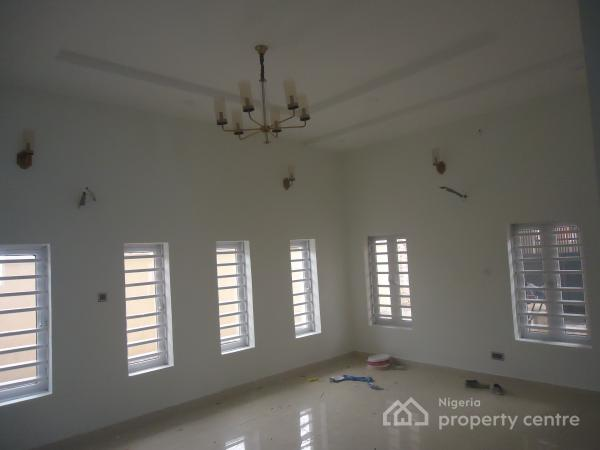 Tastefully Finished 4 Bedroom Semi Detached Duplex with Good Facilities, Chevron Alternative Route, Chevy View Estate, Lekki, Lagos, Semi-detached Duplex for Sale