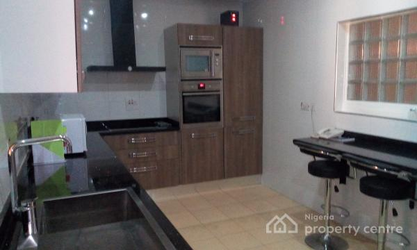 Luxury 3 Bedrooms Penthouse Maisonette with a Room Bq, Osborne Phase 2, Osborne, Ikoyi, Lagos, Terraced Duplex for Sale