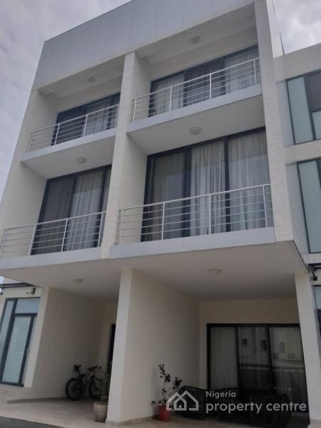 Luxury 4 Bedroom Terrace Duplex, Off Road 2, Banana Island, Ikoyi, Lagos, Terraced Duplex for Rent
