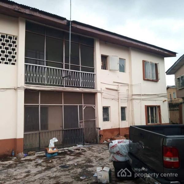 4 Bedroom Block of Flats for Sale in Surulere, Lagos, Nigeria