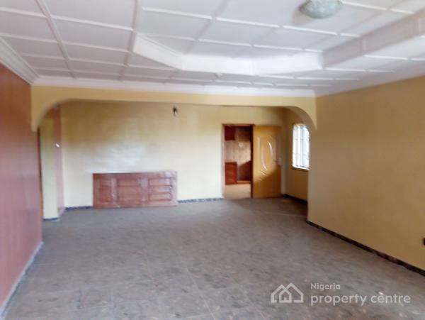 Newly Built and Very Specious 3 Bedroom Flat with 2 Tenants in The Compound, Off Obafemi Awolowo Road, Erunwen, Ikorodu, Lagos, Semi-detached Bungalow for Rent